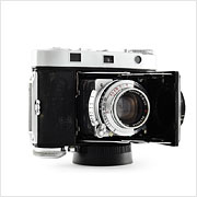 Read about the Balda Super Baldinette camera on Vintage Camera Lab