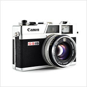 Read about the Canon Canonet QL17 G-III camera on Vintage Camera Lab