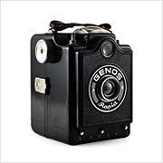 Read about the Genos Rapid camera on Vintage Camera Lab