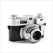 Read about the Kodak 35 RF camera on Vintage Camera Lab