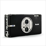 Read about the Kodak EasyShare V570 camera on Vintage Camera Lab