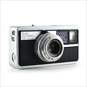 Read about the Kodak Instamatic 500 camera on Vintage Camera Lab