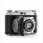 Read about the Kodak Retina II camera on Vintage Camera Lab