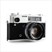 Read about the Konica Auto S camera on Vintage Camera Lab