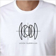 Buy a Leica Summilux Lens Diagram T-shirt on Vintage Camera Lab