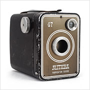 Read about the Mithra 47 camera on Vintage Camera Lab