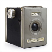Read about the National Instrument Corp. Major camera on Vintage Camera Lab