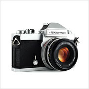 Read about the Nikon Nikkormat FT3 camera on Vintage Camera Lab