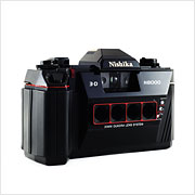 Read about the Nishika 3-D N8000 camera on Vintage Camera Lab