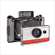 Read about the Polaroid Land Model 104 camera on Vintage Camera Lab