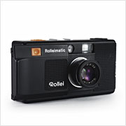 Read about the Rollei Rolleimatic camera on Vintage Camera Lab