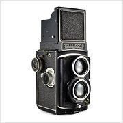 Read about the Franke & Heidecke Rolleicord IId camera on Vintage Camera Lab