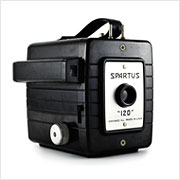 Read about the Spartus 120 camera on Vintage Camera Lab