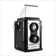 Read about the Spartus Six Twenty camera on Vintage Camera Lab