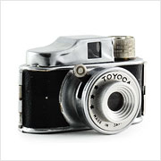 Read about the Toyoca Hit camera on Vintage Camera Lab