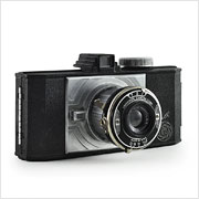 Read about the Univex Iris camera on Vintage Camera Lab