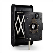 Read about the Vest Pocket Kodak camera on Vintage Camera Lab