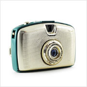 Read about the Welta Penti camera on Vintage Camera Lab