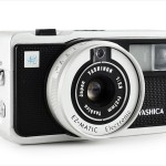 Yashica EZ-Matic Electronic (three quarters)