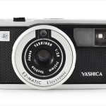Yashica EZ-Matic Electronic (front view)